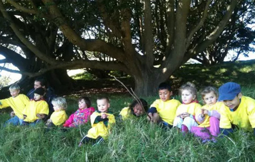 Play and Learn Nature Kindergarten Team